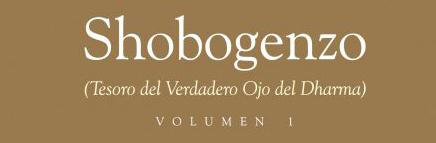 Texto Meditativo Dogen Shobogenzo